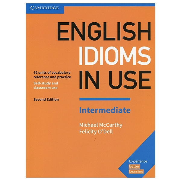 English Idioms in Use Intermediate Book With Answers (Vocabulary In Use)