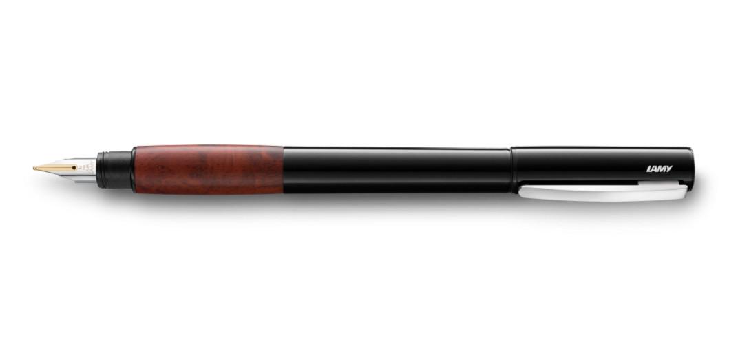 Bút Máy Cao Cấp Lamy Accent BY-4000667 Black
