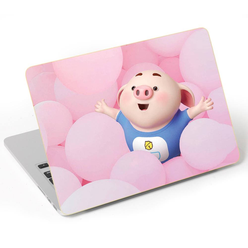 Miếng Dán Trang Trí Laptop Hoạt Hình LTHH - 510