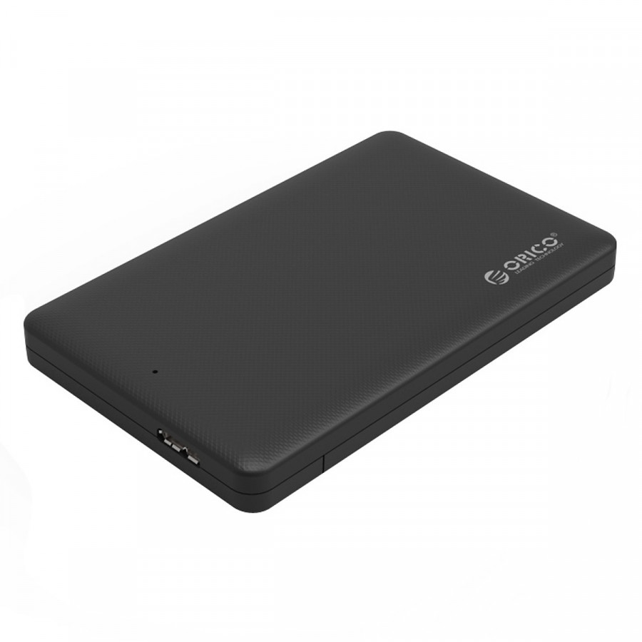 Hộp Đựng Ổ Cứng Di Động HDD Box ORICO 2577U3 (dùng cho cả SSD/HDD loại 2.5inch) - Hàng Chính Hãng