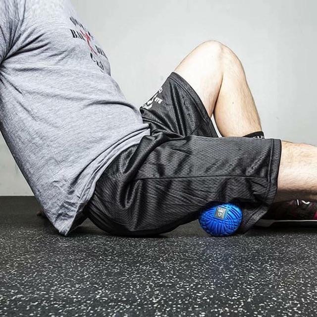 Bóng giãn cơ massage- lacross ball cỡ lớn