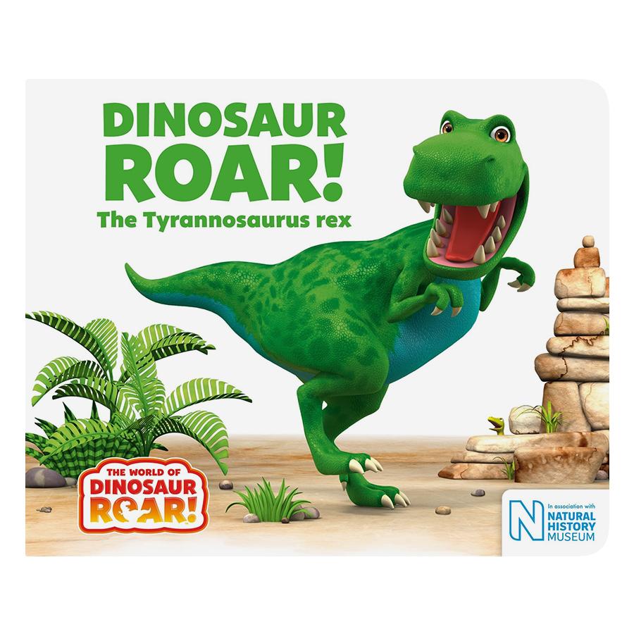 Dinosaur Roar! The Tyrannosaurus Rex