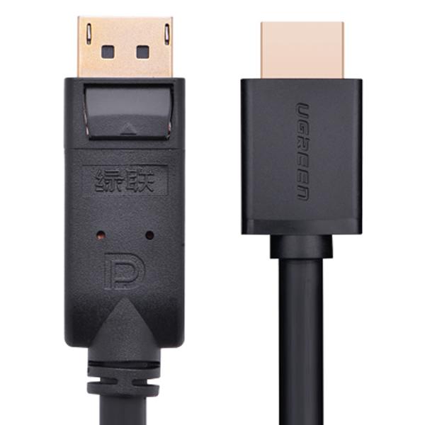 Cáp Chuyển Đổi DisplayPort Sang HDMI Ugreen 10204 5m - Hàng Chính Hãng