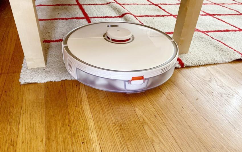 Robot Hút Bụi Lau Nhà Roborock S5 Max , S5E02-00 , màu trắng - Hàng chính hãng