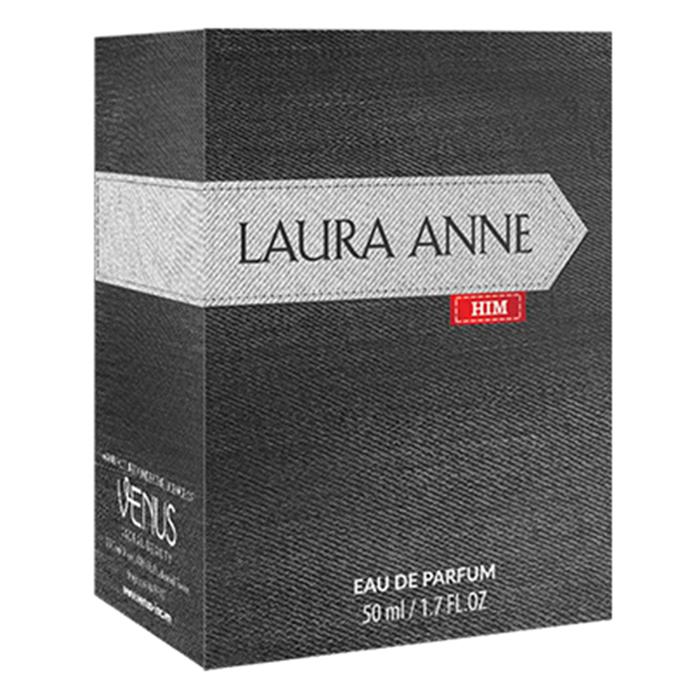 Nước Hoa Nam Laura Anne Black (50ml)