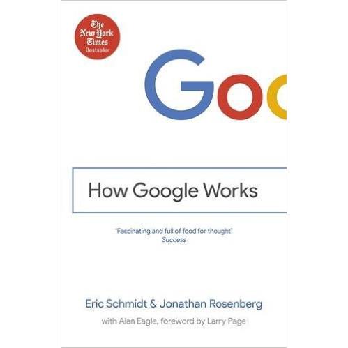 How Google Works - Paperback