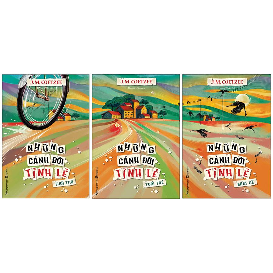 Combo (Bộ 3 cuốn): Những Cảnh Đời Tỉnh Lẻ