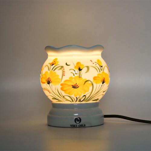 Đèn Điện - Gốm Sứ Cao Cấp Nhập Khẩu - Đèn Xông Tinh Dầu Viet Oils