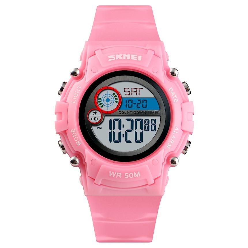 Đồng hồ đeo tay Skmei - 1477PK-Hàng Chính Hãng