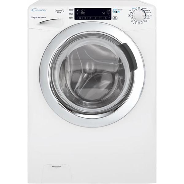 Máy giặt Candy 12kg GVF1412LWHC31-S