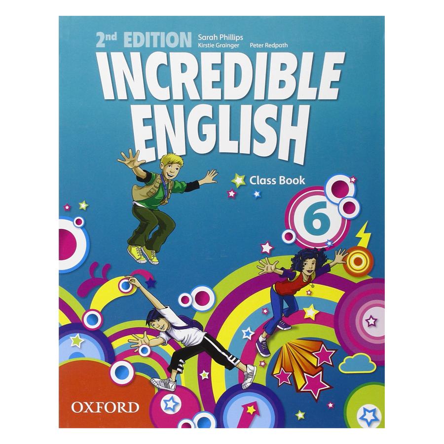 Incredible English 6: Class Book