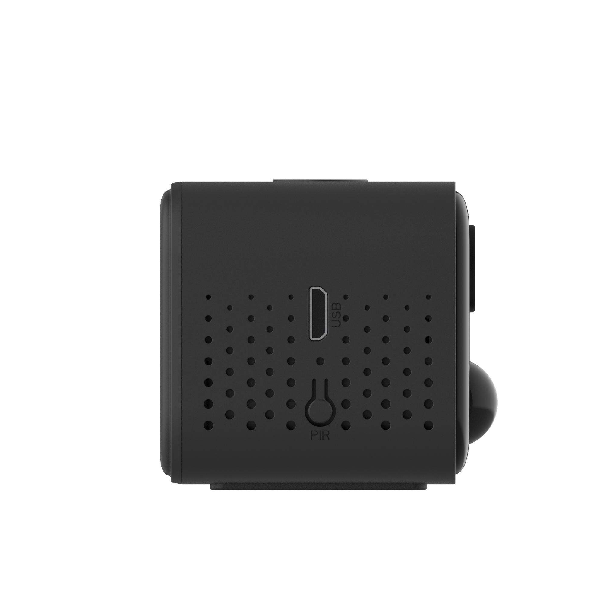 Camera mini wifi IP Hukey Vision A21 siêu nét Full HD 1080P - Tích hợp Cảm biến nhiệt PIR và Cảm biến hồng ngoại ngày và đêm - Chính hãng