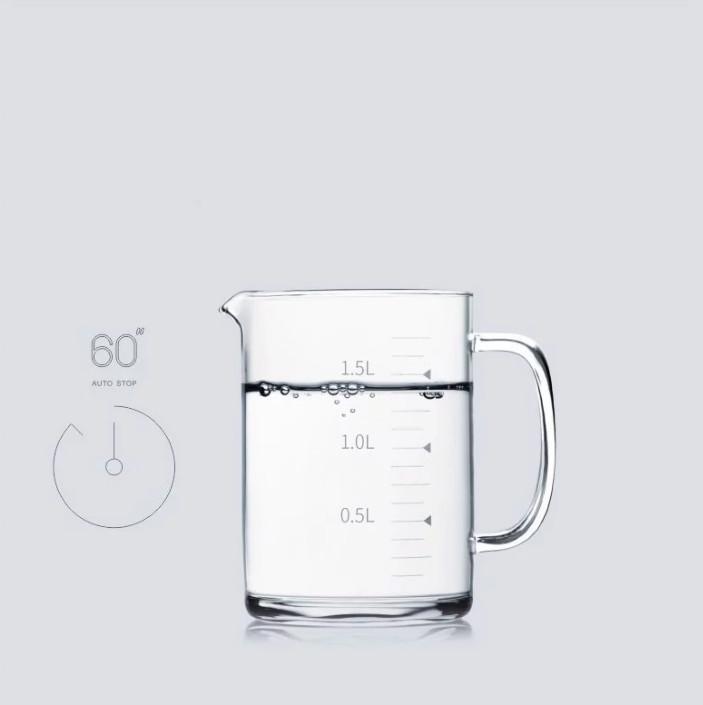 Vòi lấy nước tự động từ bình lọc nước gia đình