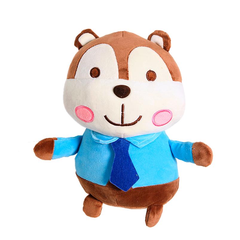 Gấu bông sóc túi xanh 45cm