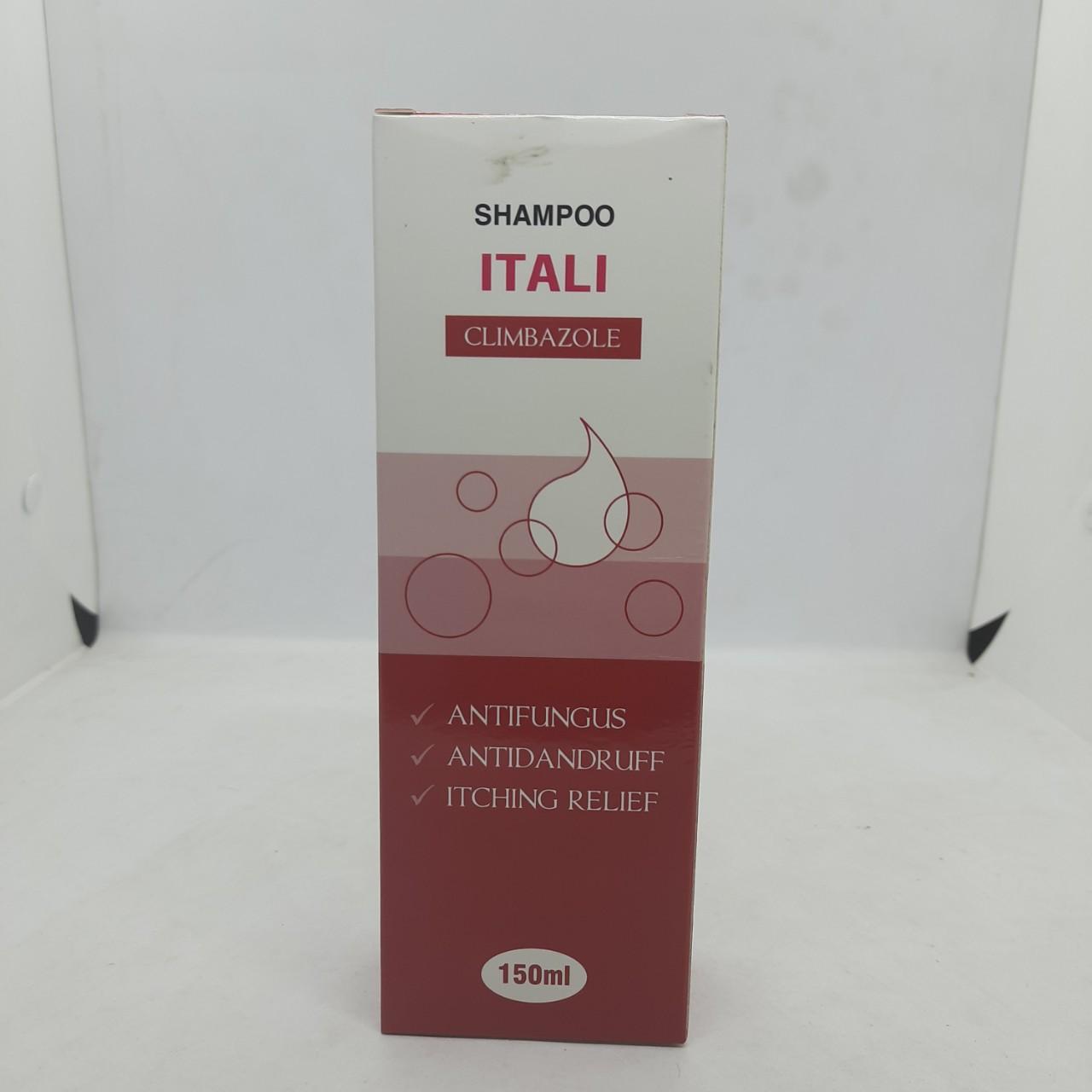 Dầu gội sạch gầu Itali Shampoo - 150ml