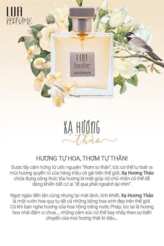Nước hoa nữ Xạ Hương Thảo - LUCIFER Eau De Perfume 50ml