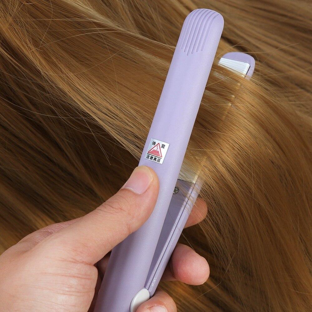 Máy duỗi tóc mini du lịch tặng hộp đựng cao cấp - TM016