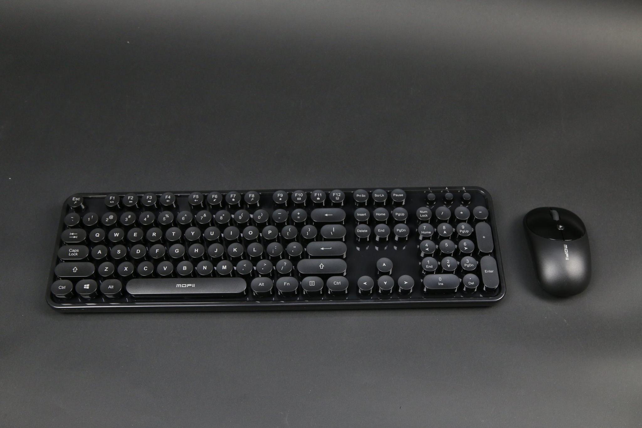 Bộ phím chuột không dây Mofii X300 - Hàng chính hãng