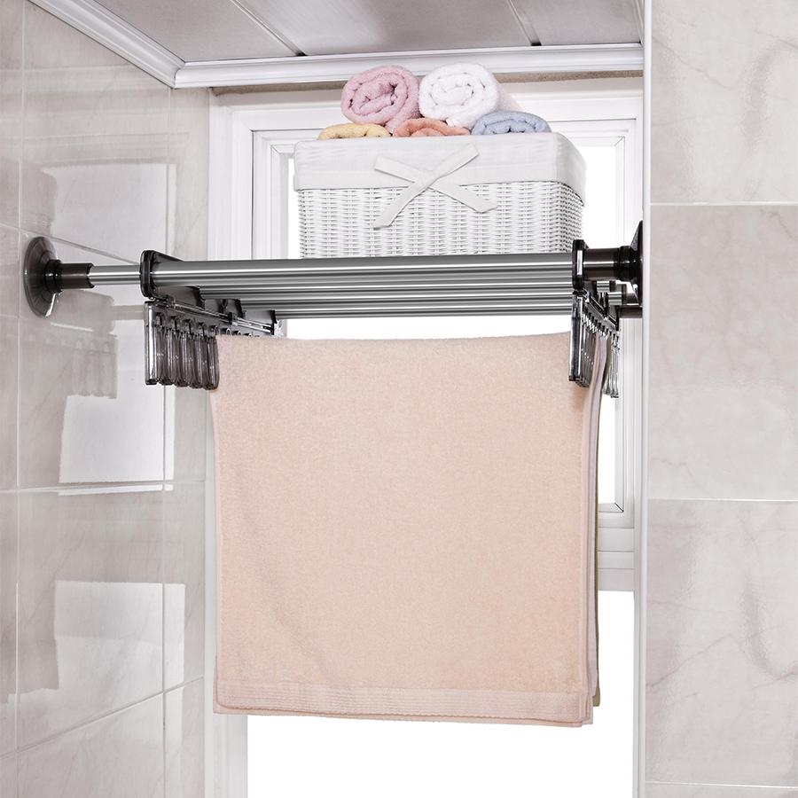 Kệ Inox Wellex Để Đồ Không Khoan 80-100cm - BSS4060