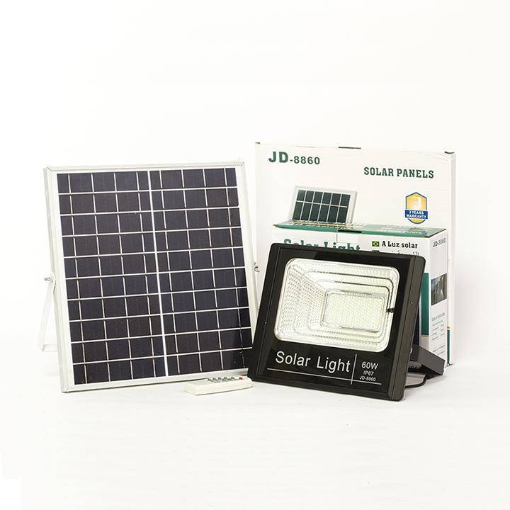 Đèn LED Năng Lượng Mặt Trời JD-8860 Công Suất 60W