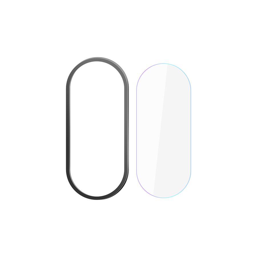 Bộ bảo vệ Camera cho Xiaomi Redmi Note 7 / Note 7 Pro Cường Lực CAMERA + Khung viền Nhôm CAMERA- Hàng Chính Hãng