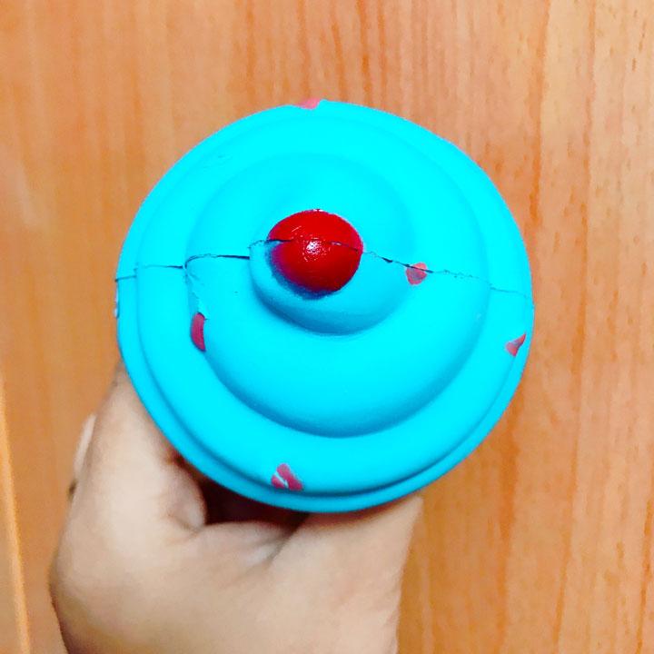 Squishy bánh cupcake