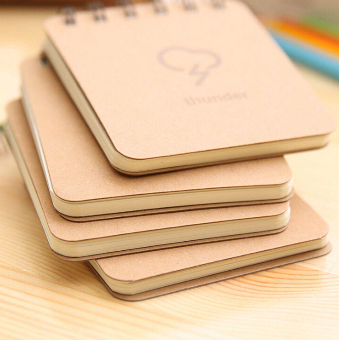 [COMBO 4 Cuốn] Sổ tay ghi nhớ mini 140 trang