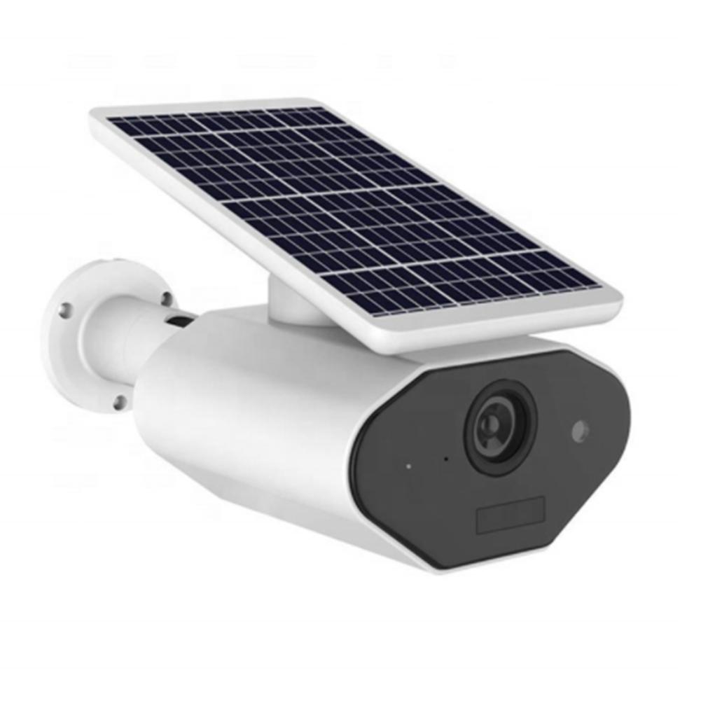 Camera năng lượng mặt trời thông minh