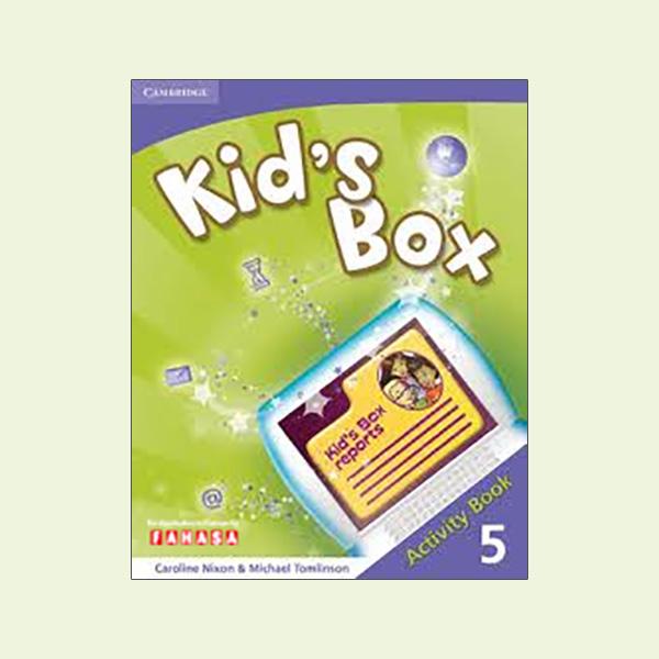 Kid's Box 5 Activity Book Reprint Edition