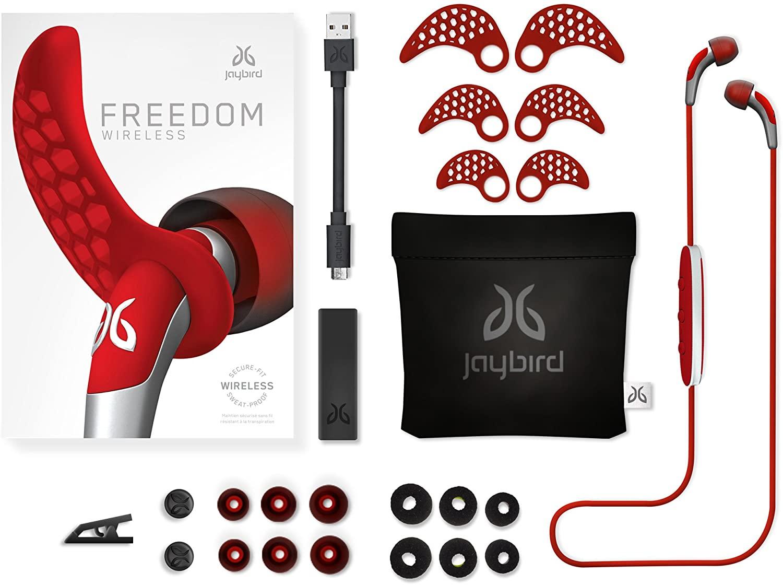 Tai nghe thể thao bluetooth Jaybird Freedom F5 - Hàng nhập khẩu