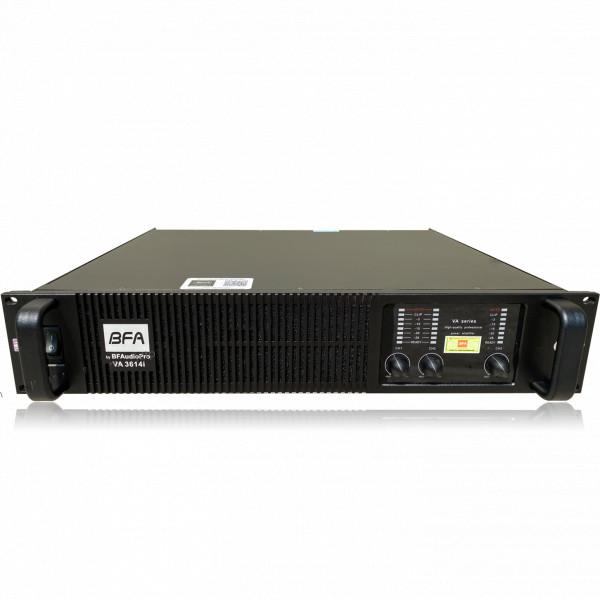 Main công suất (cục đẩy) 3 kênh BFAudioPro VA3614i - Hàng Chính Hãng