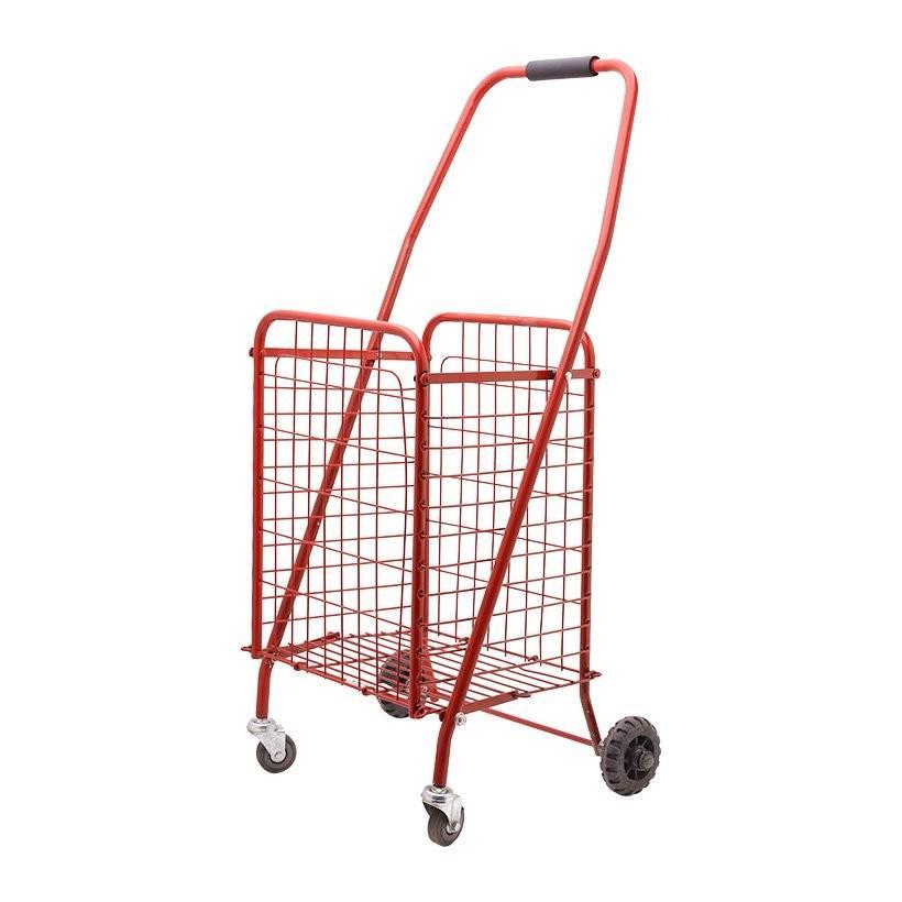 Xe đi chợ to Handomart (Đỏ)