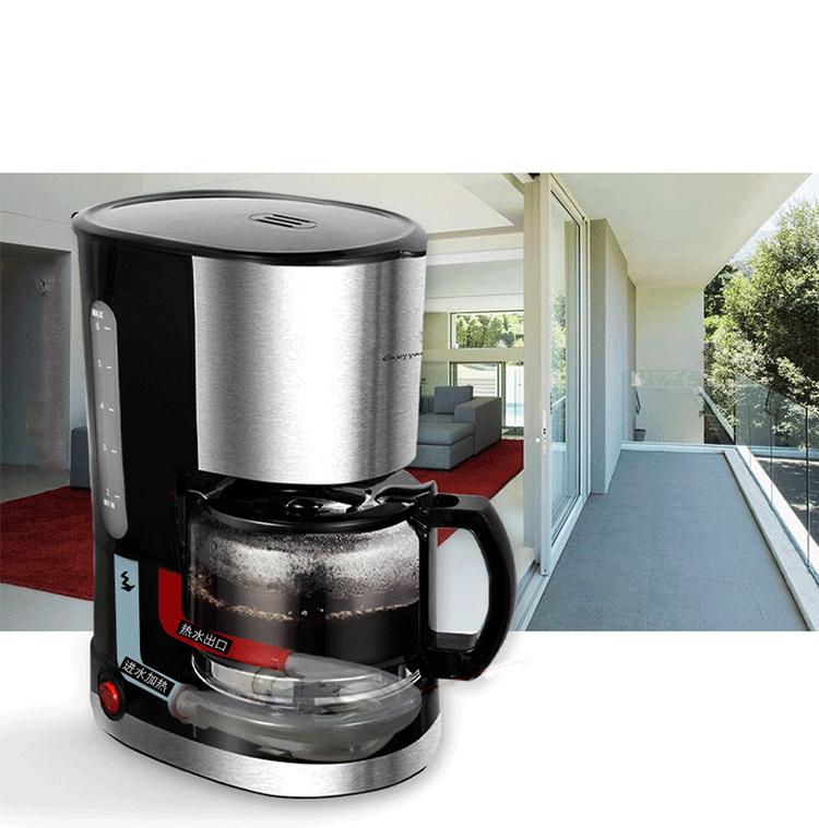 Máy pha cà phê nhỏ giọt dùng cho văn phòng và gia đình
