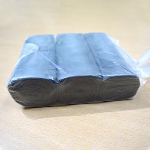 Bịch 3 cuộn túi rác size tiểu 44*56