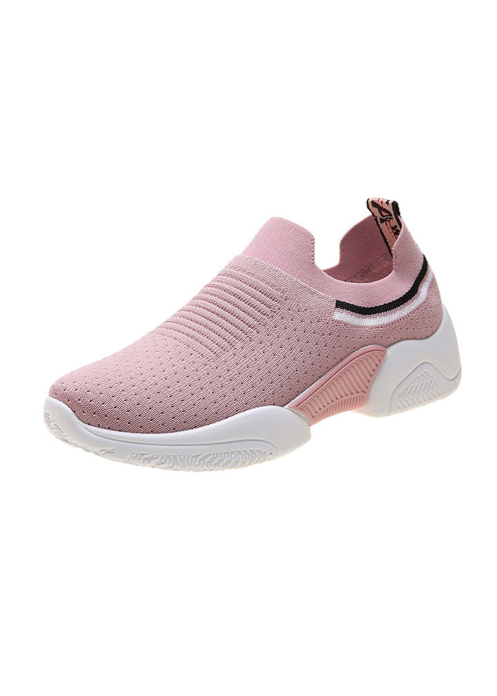 Giày thể thao nữ thiết kế theo phong cách hiện đại trẻ trung sôi động