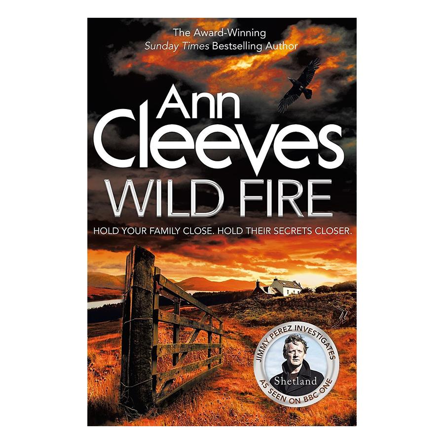 Wild Fire - Shetland (Paperback)