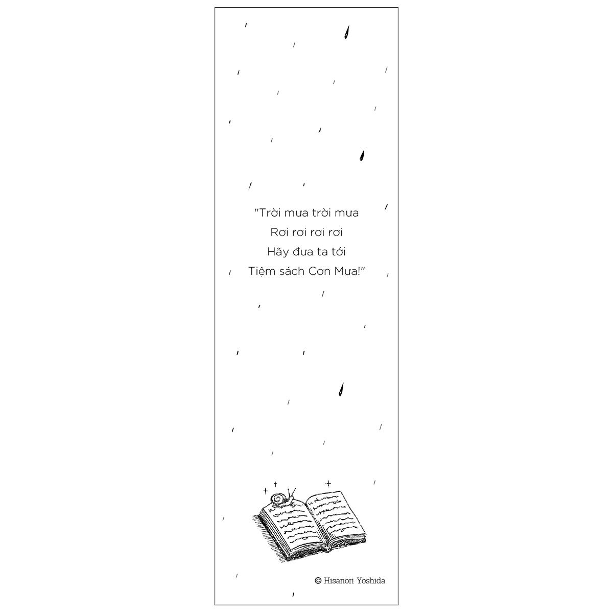 Tiệm Sách Cơn Mưa - Tập 2