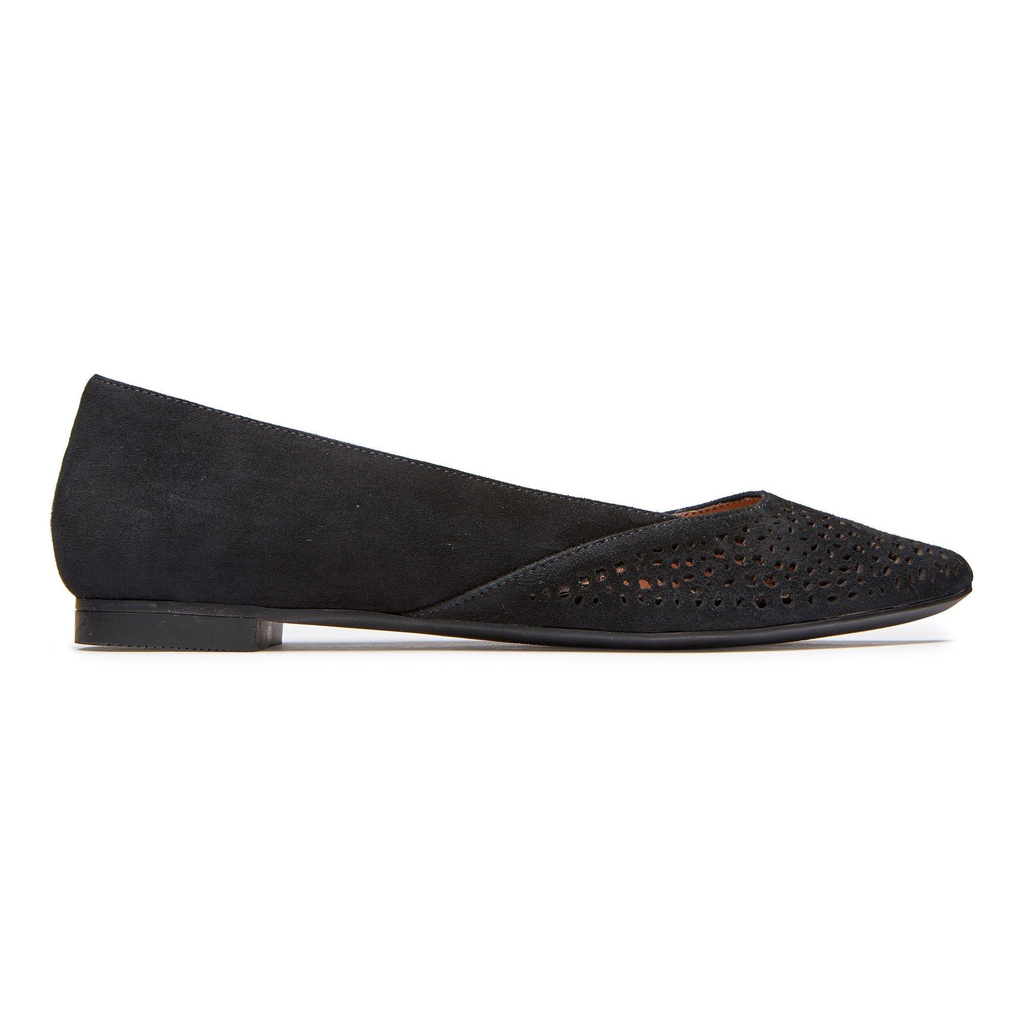 Giày Búp Bê Nữ VIONIC W Carmela Perf Sude
