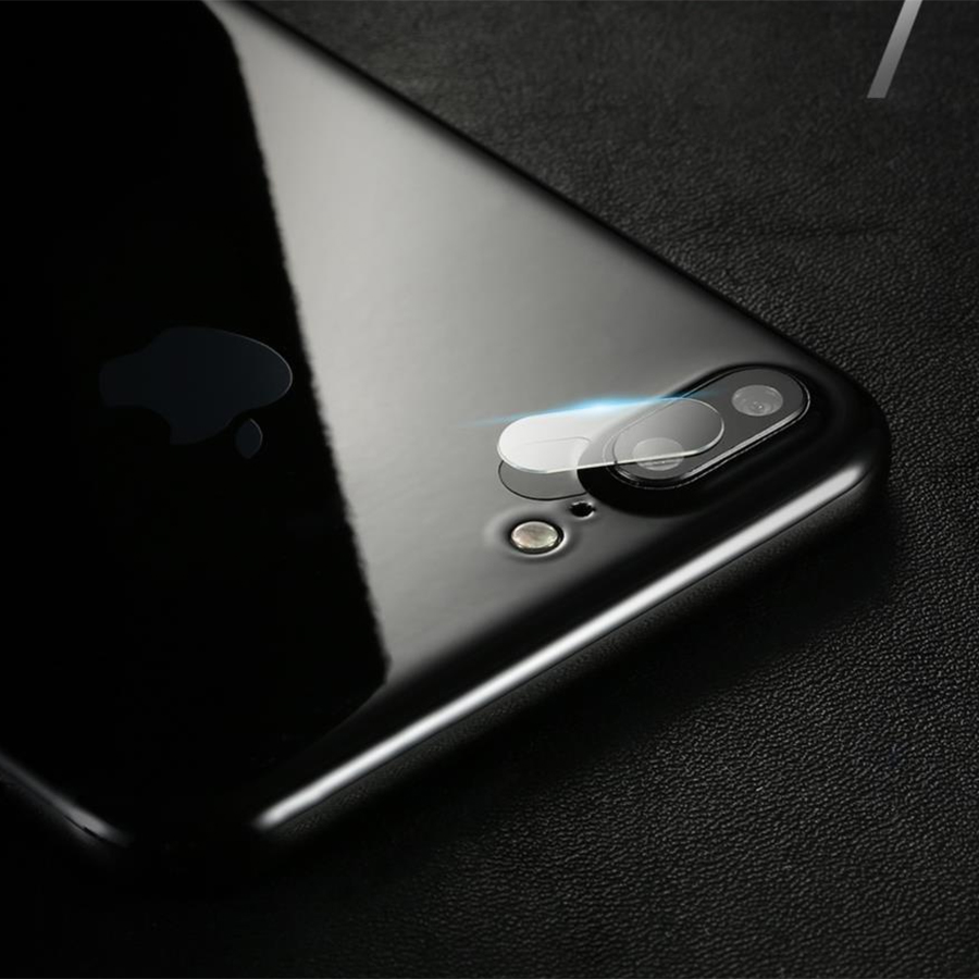 Kính Cường Lực Baseus 0.2mm Cho Camera Iphone 8 Plus / 7 Plus- Hàng chính hãng