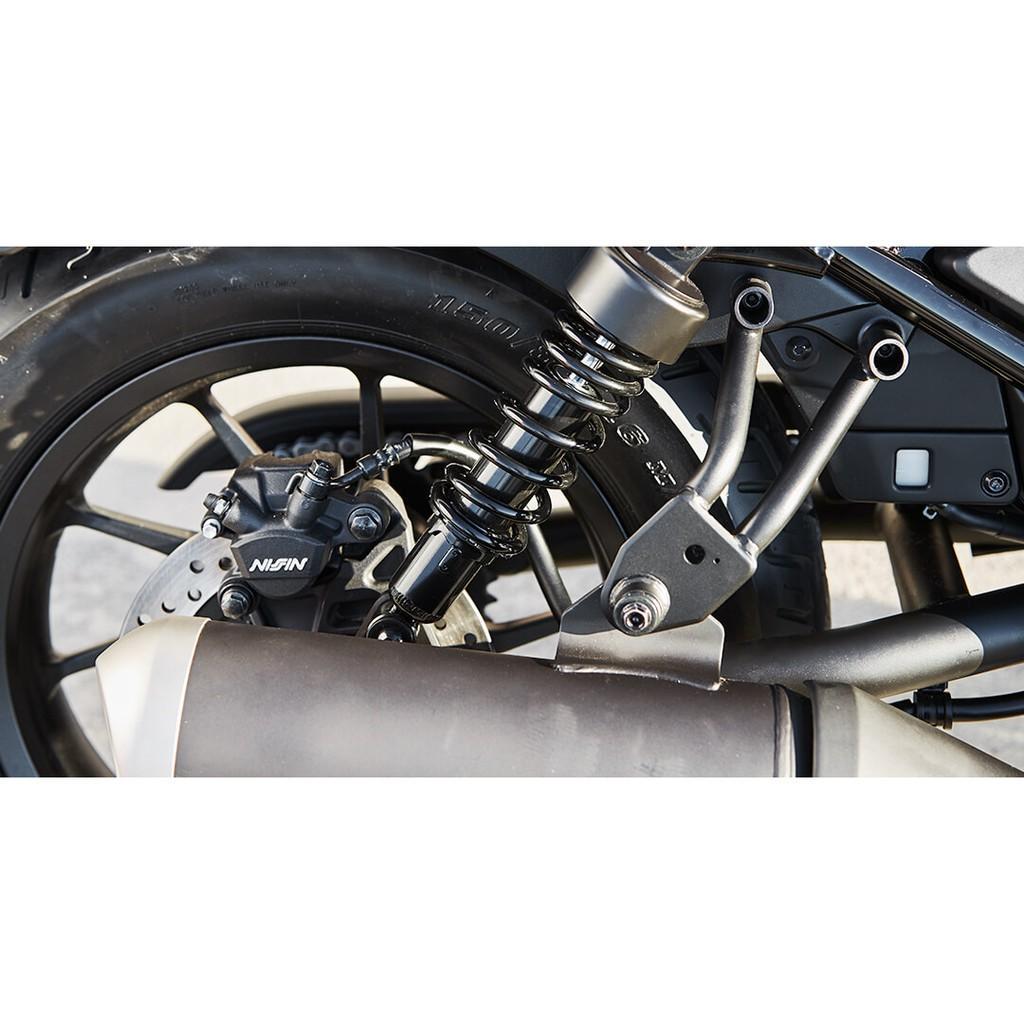 Xe máy Honda Rebel 300 ABS Bạc đen