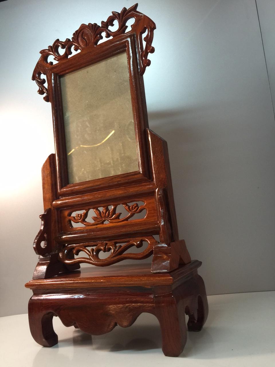 Đôn, Đế kê khung ảnh thờ ( giúp khung ảnh không bị che lấp) đế gôc hương