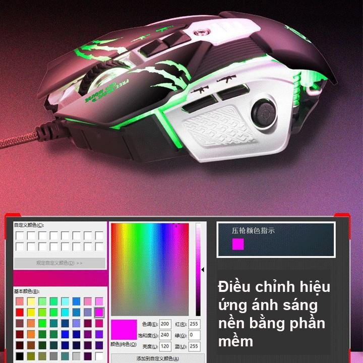 Chuột K-SNAKE G0 chuyên game - Hàng nhập khẩu