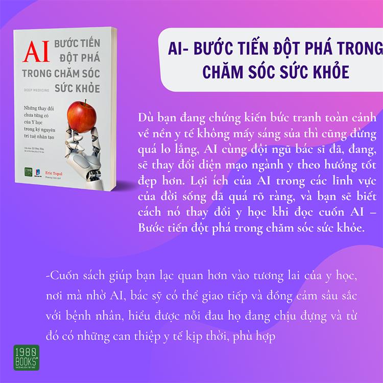 AI - Bước Tiến Đột Phá Trong Chăm Sóc Sức Khỏe