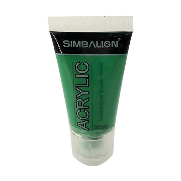 Màu Vẽ Simbalion Acrylic 30ml NAC30 - 47 - Ngọc Bích