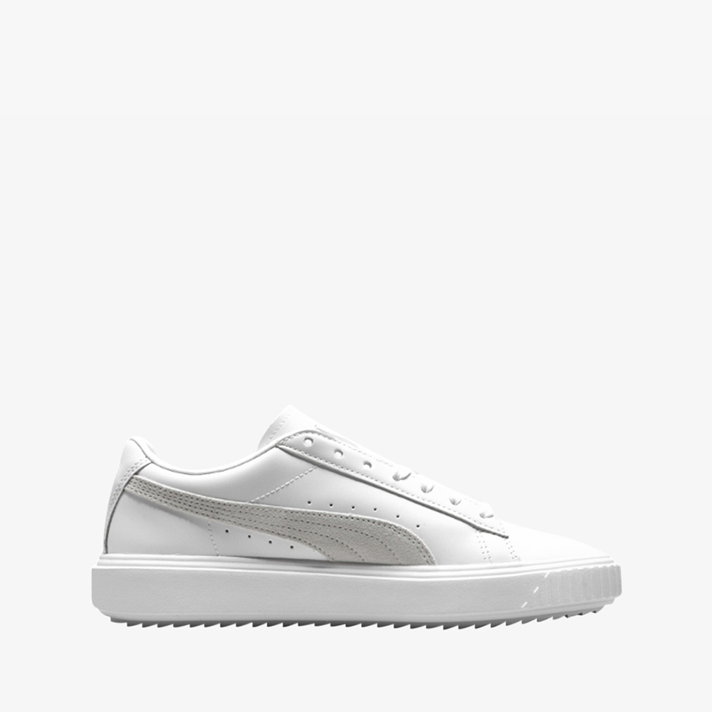 PUMA - Giày sneaker nam Breaker Leather 369191-01