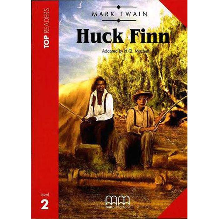MM Publications: Truyện luyện đọc tiếng Anh theo trình độ - Huck Finn (Student's Pack + CD)