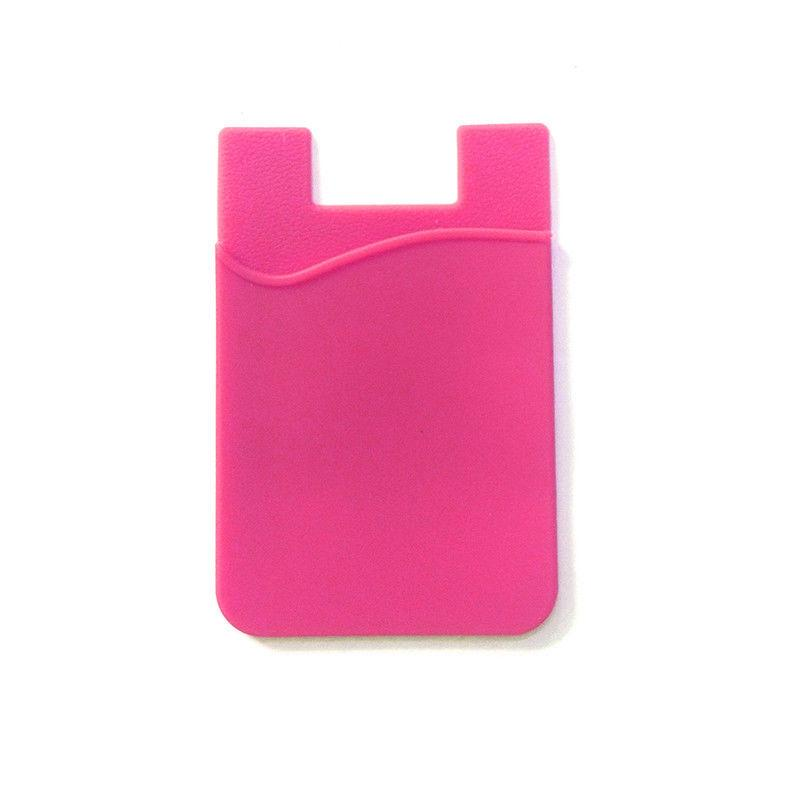 Fashion Simple Adhesive Silicone Card Pocket Money Pouch Case for Cell Phone - rose Red - 23819828 , 9048842638952 , 62_23868852 , 201600 , Fashion-Simple-Adhesive-Silicone-Card-Pocket-Money-Pouch-Case-for-Cell-Phone-rose-Red-62_23868852 , tiki.vn , Fashion Simple Adhesive Silicone Card Pocket Money Pouch Case for Cell Phone - rose Red
