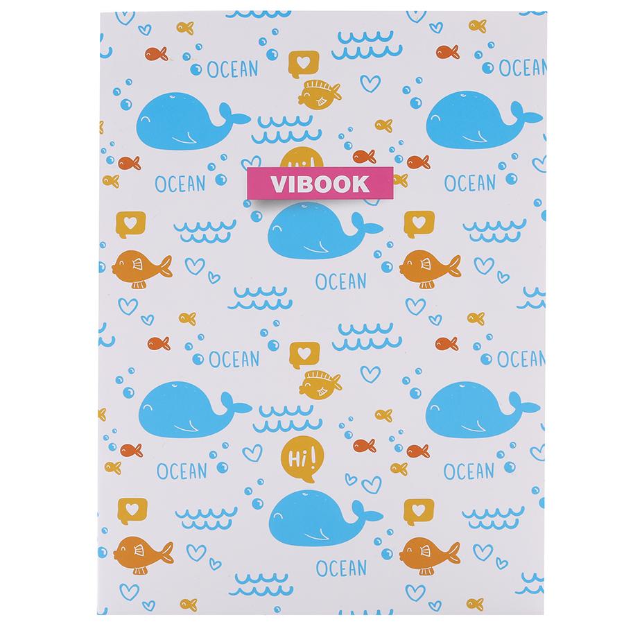 """Lốc 5 Tập ViBook """"I Love My Pet"""" In Ôly T17-2 (200 Trang) - Mẫu Ngẫu Nhiên"""