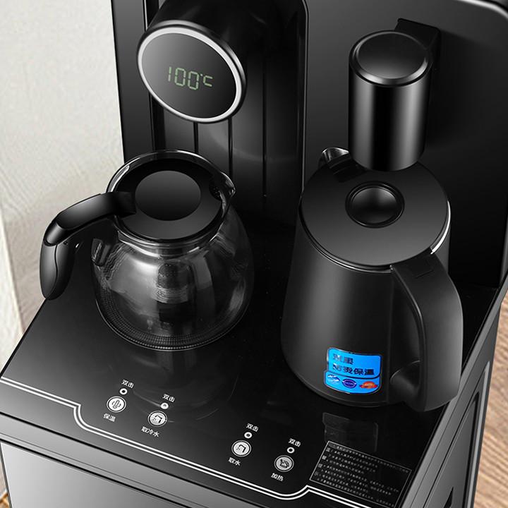 Cây nước nóng - Máy pha trà cao cấp tặng 2 ấm