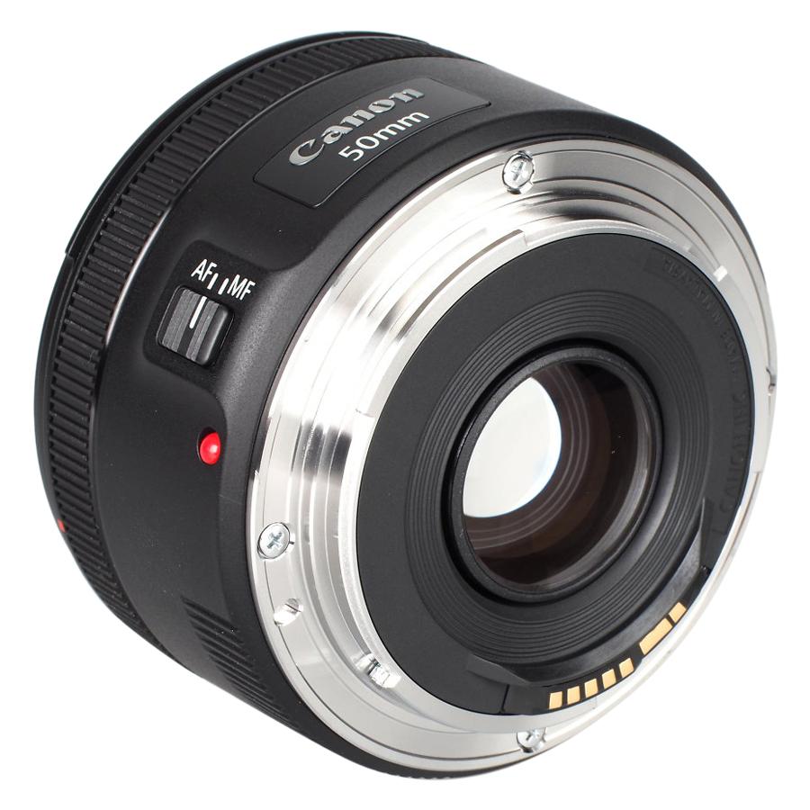 Ống Kính Canon 50mm f/1.8 STM (Hàng Nhập Khẩu) - Tặng Tấm Da Cừu Lau Ống Kính